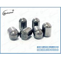 China Conical Shape Tungsten Carbide Buttons High Purity Material For Mining Tools on sale