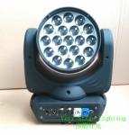 Latest LED19*12W RGBW Osram LED Zoom Beam Wash Moving Head Light Manufactures