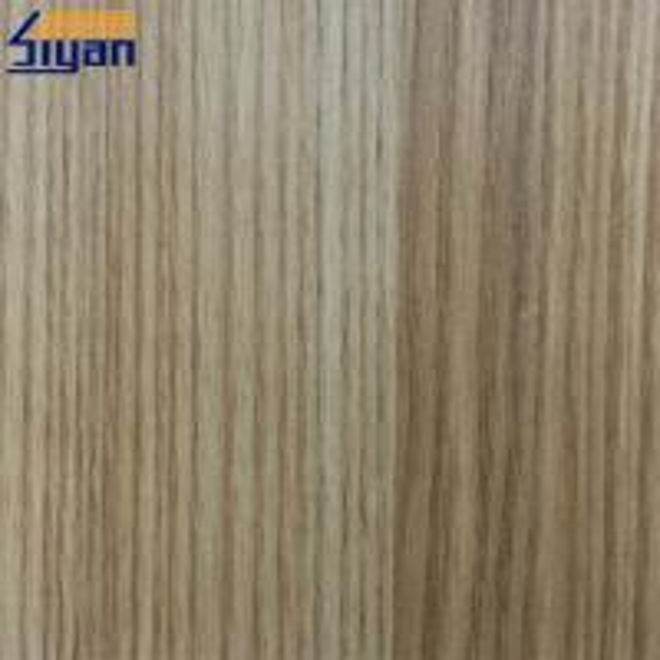 Quality Vinyl Wrap PVC Membrane Foil , PVC Decorative Film For Furniture Panel for sale