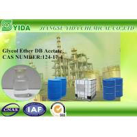 1000L IBC Drums Package Glycol Ether DB Acetate EC No. 204-685-9 For Coating Industries