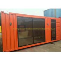 Light Steel Framing Prefab Container House 20 Feet Steel Structure Manufactures