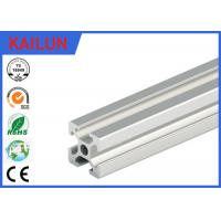 China Anodized 4040 T Slot Aluminum Extrusion Profiles for Workshop Assembling Table on sale
