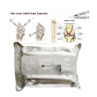 China Pure 1ml 2ml 3ml 5ml Non Cross-linked Sodium Hyaluronic Acid Knee Injection filler on sale