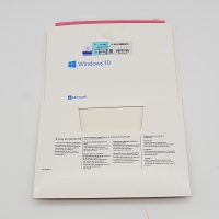 French Language Microsoft Windows 10 Pro Oem DVD Package Manufactures
