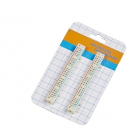 2×50 Tie Point Mini Solderless Electronics Breadboard For Arduino White Plate Manufactures