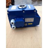 Electric quarter actuator with overtorque protection 30NM~1000NM ,1600NM~6000NM Manufactures