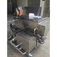 Cheap Turbine blades, Engine components and Actuators aerospace parts Ultrasonic Cleaning Unit for sale