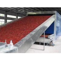 What is the difference between natural air-dried chili and dried chili? Manufactures