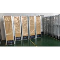 Anti Shoplifting Electronic Anti Theft Device , Rf Anti Theft System Alarm Gate Checkpoint Manufactures