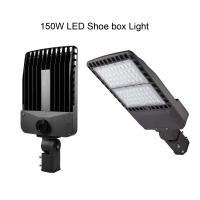 Buy cheap Street Led Parking Lot Lights 150W 5000K 19500 Lumen 100-277V Photocell / from wholesalers