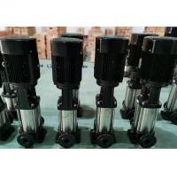 2950 Rpm 250 Gpm Industrial Stainless Steel Centrifugal Pumps AISI304 60Hz Manufactures