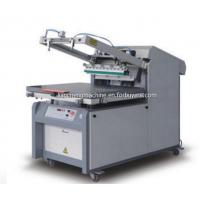 CE certification LC4060/6080/6090 Flat Bed Microcomputer Screen Printing press Machine Manufactures