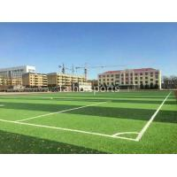 Crumb Rubber Foam Shock Pad Artificial Grass Shock Absorbing For Football Court Manufactures