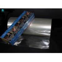 China 27micron PVC Packaging Film For Cigarette Box Packaging on sale