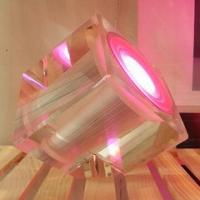 Square Living Colors LED Mood Light with 12W Maximum Power and 50,000 Hours LED Lifespan Manufactures