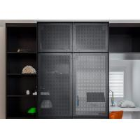 China Anti - Corrosion Decorative Perforated Metal Plate for Window or Door on sale
