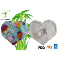 Super Soft Bamboo Nursing Pads For Mother Customized Printed Color Optional Manufactures