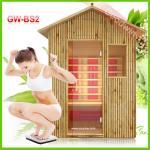 Bamboo sauna GW-BS02 Manufactures