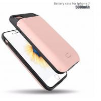 China 2017 External Backup Battery Charger Case for iPhone 7 Slim battery Power Bank on sale
