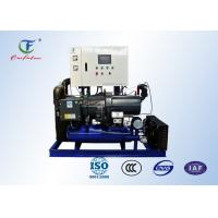 Cheap Screw Air Cooled Condensing Units R404a Fusheng For Cold Storage for sale