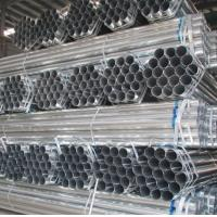 pre galvanized steel pipe used for greenhouse made in China market exporter mill factory Manufactures