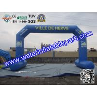 6 x 4 M Durable Advertising Inflatable Arch , Entrance Inflatable  Archway Manufactures