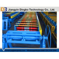 7.5kw High Speed Metal Roof Roll Forming Machinery with Man-made Uncoiler for Lighting Manufactures