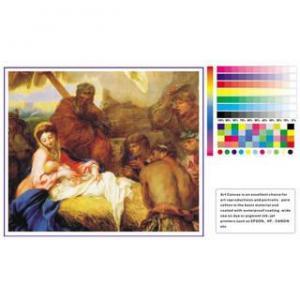 Buy cheap Inkjet Media(Art Canvas Matte/Pure Cotton (Waterproof)) from wholesalers