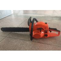 Buy cheap Multi Functional Gas Powered Pole Chain Saw / Black And Decker Gas Chainsaw from wholesalers