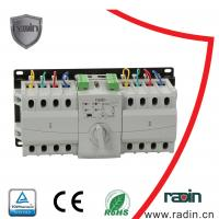 6A-63A Electric Transfer Switch Manual , Manual Electric Transfer Switch For Generator