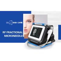 Golden Skin Needling Machine With Automatic Output Controlling Pore Reduction Manufactures