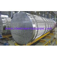 ASTM A213 / ASME SA213 Customized 321 Stainless Steel Seamless Tube For Heat Exchanger Projects 25x2x6000mm Manufactures