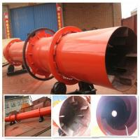 2012 Hot Selling of Wet Coal Rotary Dryer with High Quality from Sentai, Gongyi