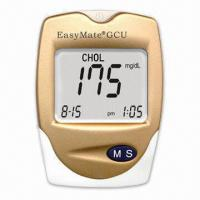 Glucose Meter with ≥85% RH Operating Humidity and 20 to 600mg/dL Glucose Measuring Range Manufactures