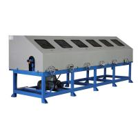 Six groups tube polishing machine Various polishing the outer surface of the pipe Manufactures