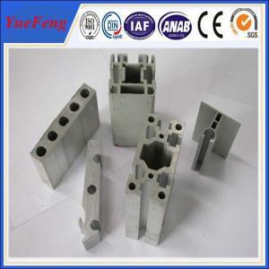 China Hot! cnc aluminium products industrial t-slot aluminum profile on sale