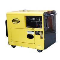 Commercial 3kva Low Noise Small Diesel Generators Electric Starting System
