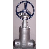 "Cheap Gate Valve 6"" Body By A217 WC9 And Trim By 304+STL, BW Ends OS&Y for sale"