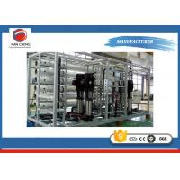 Reverse Osmosis Water Treatment Systems Stainless Steel 304 High Stability Manufactures