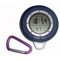 Portable Multi Function 6-in-1 Digital Compass, Weather, Altimeter, More Manufactures