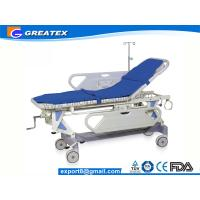 Medical Stretcher manual bed Emergency rescue stretcher trolley (GT-BT021) Manufactures