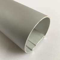 Buy cheap Extrusion Sandblasting Anodized Aluminum Channel 6061 T6 from wholesalers