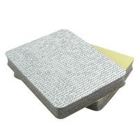 Lowes Fire Resistant Hvac Foam Insulation Heat Polyolefin / Polyethylene Sheet Manufactures