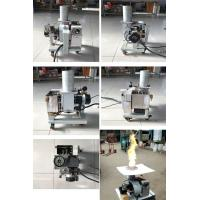 Eco Friendly Waste Oil Drip Burner 14-1000 Kw Output Power One Year Warranty Manufactures