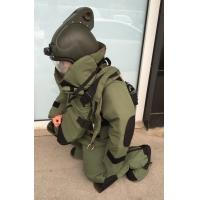 Buy cheap Durable Bomb Disposal Suit Eod Suit Washable Fire Retardant Fabric from wholesalers