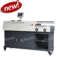 Automatic Perfect Electric Binding Machine , Document Binding Equipment S60CA4 / A3 Manufactures