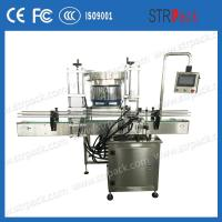 Cheap Pressing Capping Machine For Bottles / High Speed Capping Equipment for sale