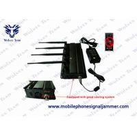 China Automotive Mobile Network Jammer 11W High Efficiency 120*62*22mm Volume on sale