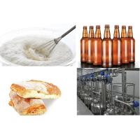 Glucoamylase or amyloglucosidase to produce sugar from starch improve the wine, food enzymes Manufactures