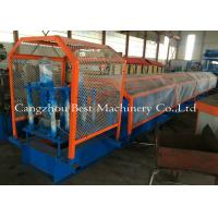 80-300 C U Purlin Cold Metal Roll Forming Machine Steel Frame 8-12m/Min Manufactures